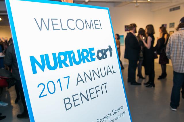 2017 NURTUREart Benefit