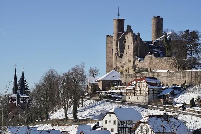 Burg Hanstein...