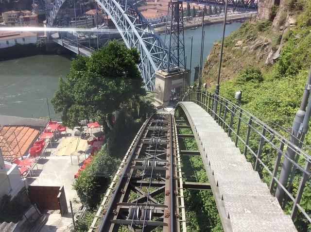 Porto, Sé Funicular