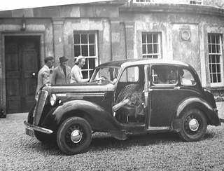 Knocklofty Car 1948