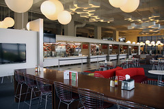 restaurant, food court, fast food restaurant, interior design, cafeteria,