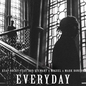 A$AP Rocky – Everyday (feat. Rod Stewart x Miguel x Mark Ronson)