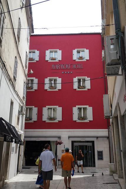Hotel Marmont in Split