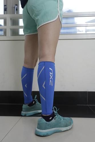 壓縮襪、壓縮腿套實測比較:路跑、消水腫推薦必選的一雙 (2)