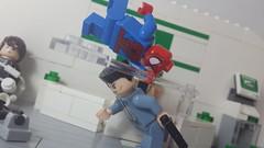 Spider-Man VS Hammerhead (2)