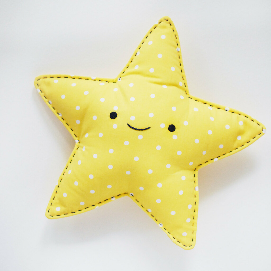Easy-Sew Star Snuggler