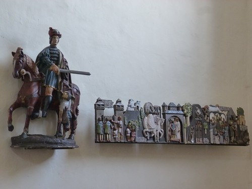Saint-Martin et céramiques de Max van der Linden