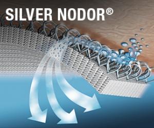 X-Socks Silver Nodor