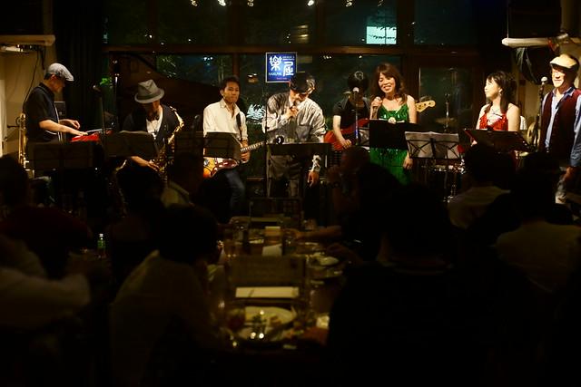 Soul on Fire! live at Rakuya, Tokyo, 19 Jul 2015. 098