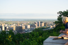 First Day in Montréal
