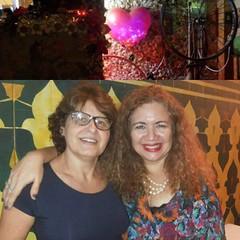 Quem aniversaria hoje é a doce Janete Scarani, amiga carioca, parceira e produtora do artista Raimundo Rodriguez... Parabéns e muitas Felicidades,  Querida ! :clap: :clap: :clap: :cocktail: :heart_eyes: :heart_eyes:  #BlogAuroradeCinemafesteja