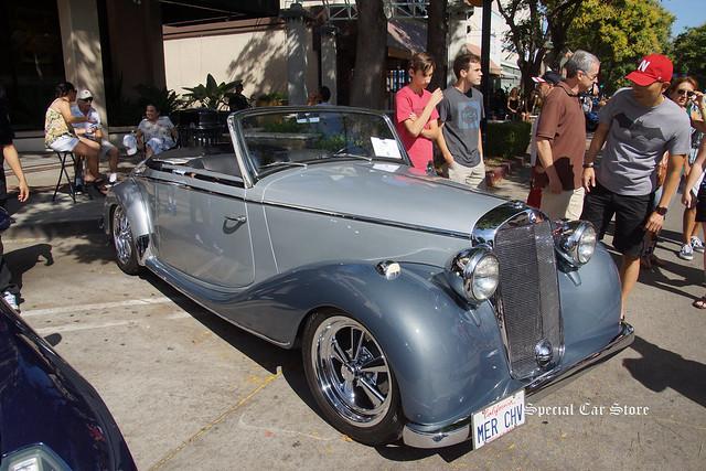 1950 Mercedes-Benz 170-S