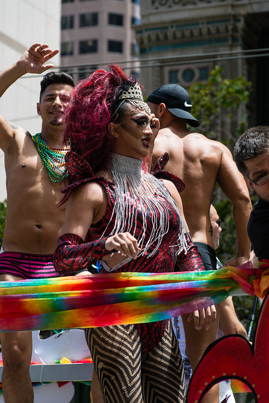 San Francisco Pride / FACES Sacramento