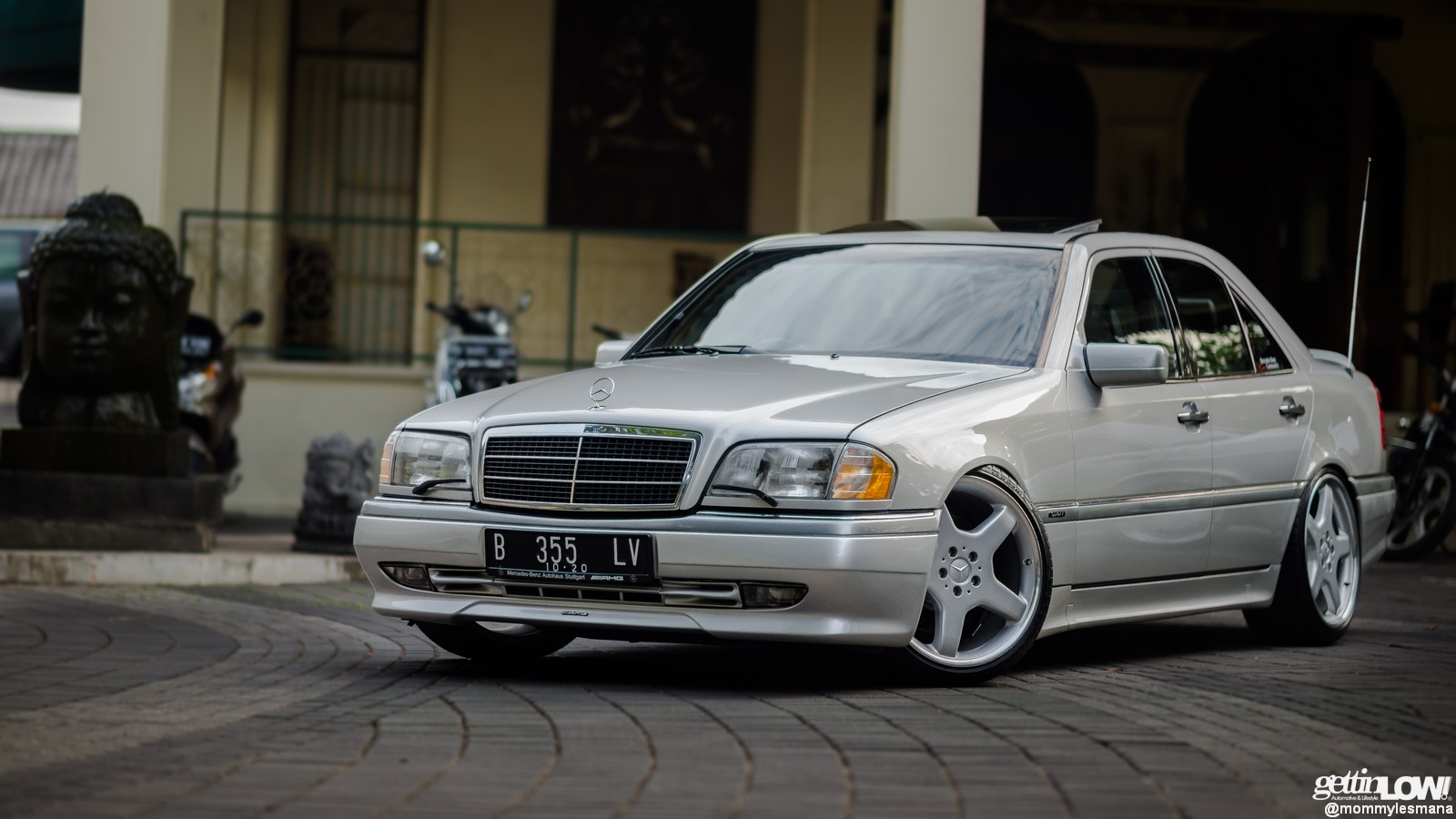 Trey's Mercedes-Benz W202