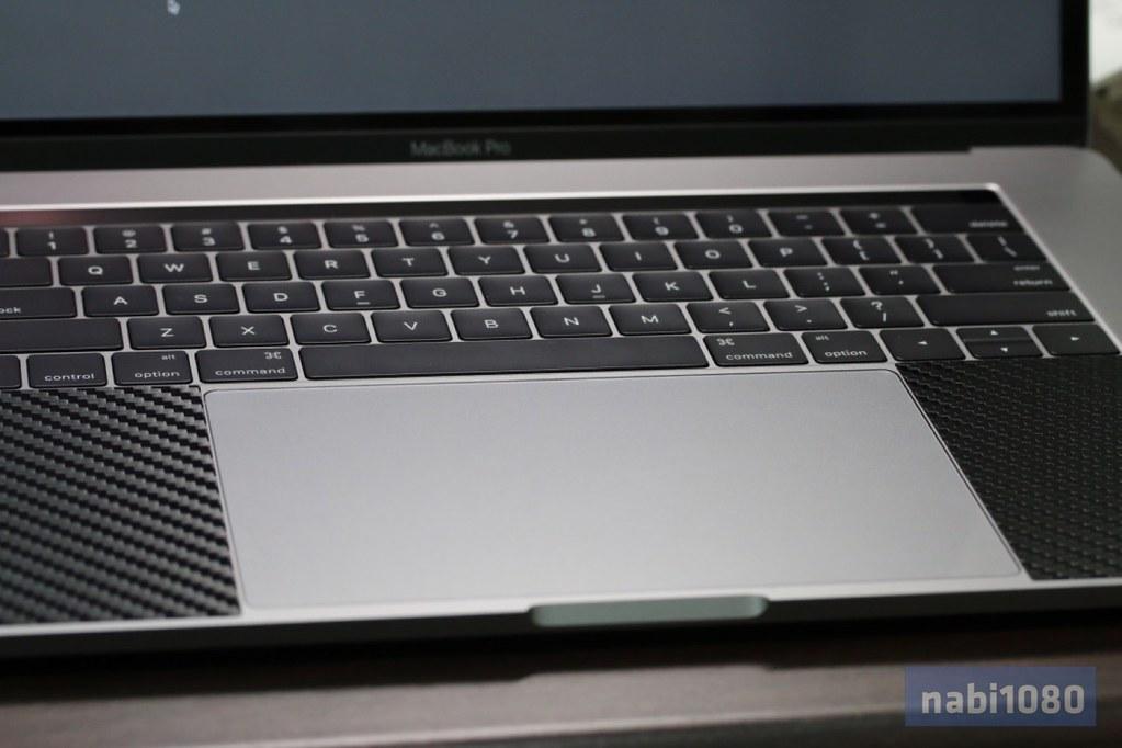 MacBook Pro 15 wraplus スキンシール06