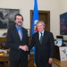 Secretary General Meets with former IACHR Commissioner