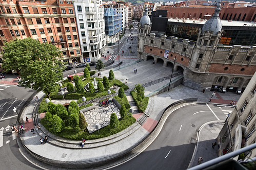 Plaza Arriquíbar