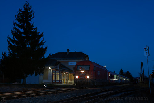 Blue Rosentalbahn