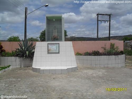 Minador do Negrão - Praça Nossa Senhora de Fátima