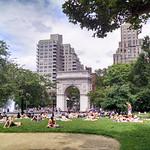 Washington Sq Park