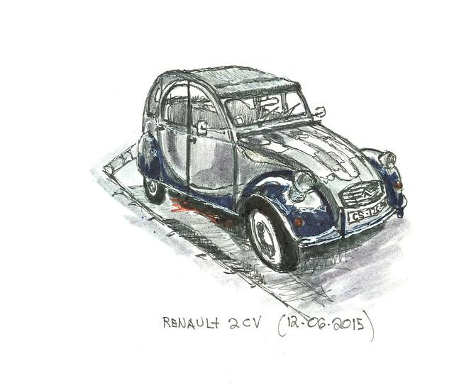 Renault 2 CV