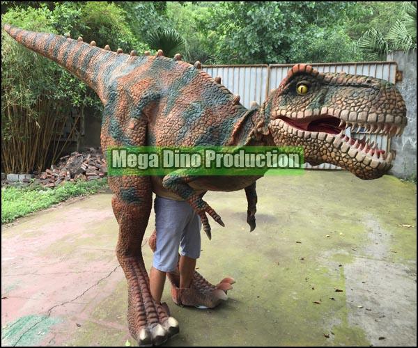 Life Size T-Rex Suit