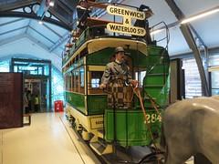 London Transport Museum - 6/9/2015