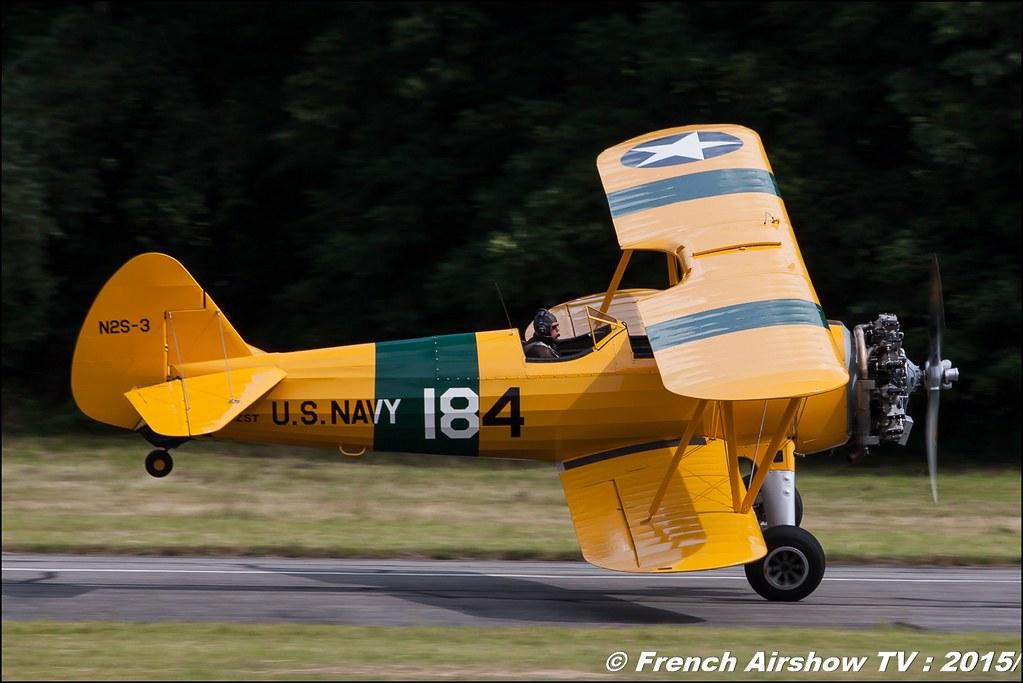 AeroRetro , Saint Rambert d'Albon , T-6, Stearman, pilatus , Fête aerienne Albertville 2015, Meeting Aerien 2015