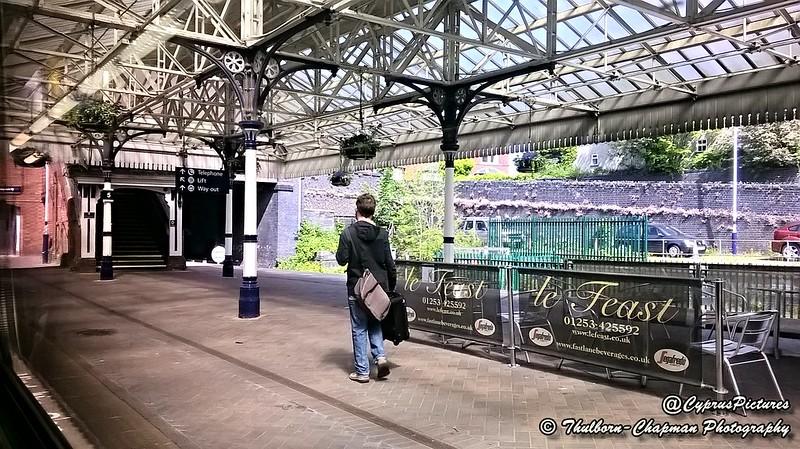 Poulton-le-Fylde railway station 2