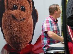 Korum Bischoff on the drums!