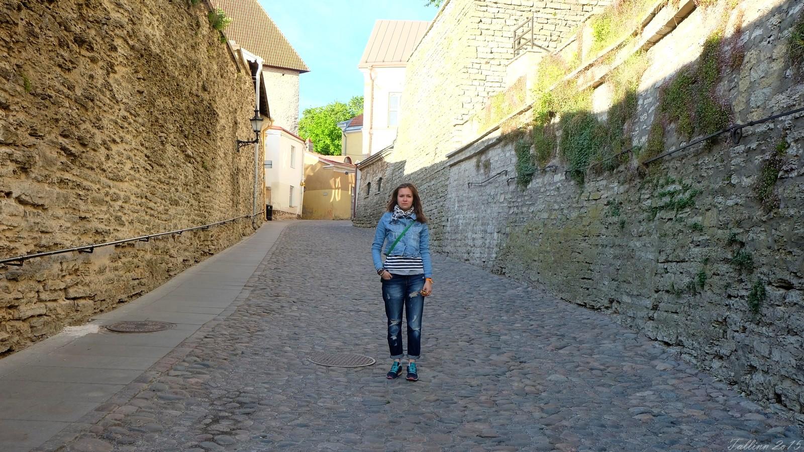 Pikk jalg, Tallinn, Estonia