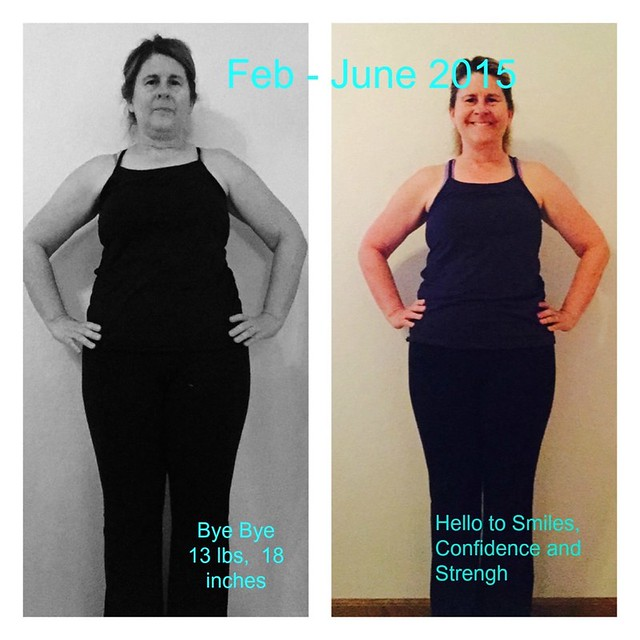Feb - June 2015 Before and After Pics