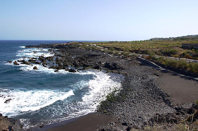 Playa de las Arenas, Buenavista del Norte, Tenerife