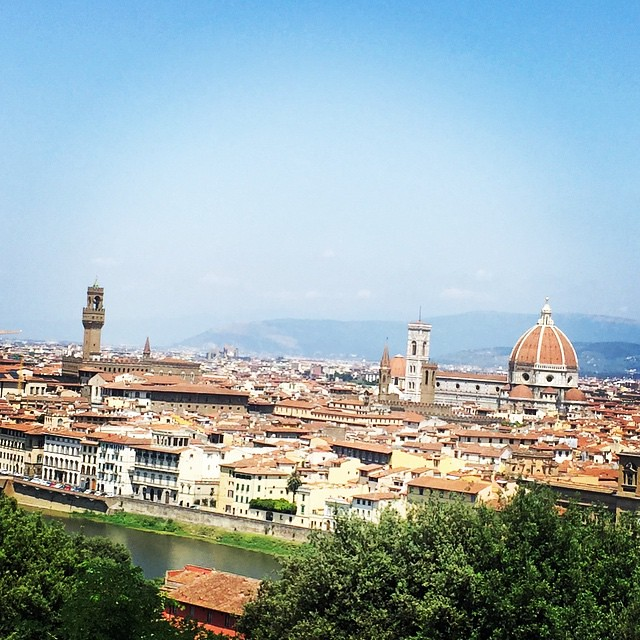So long #Florence! It was a fun few Dayan #Italy #travel #remoteyear