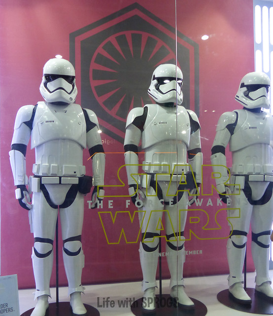 Star Was VII Storm Troopers (Full size)