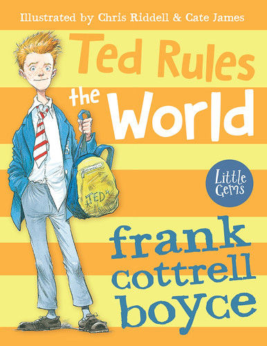 Frank Cottrell Boyce, Ted Rules the World