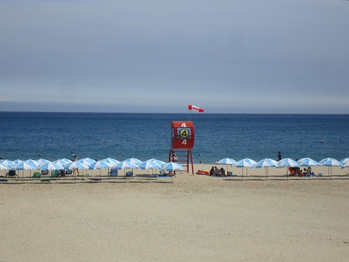 Haeundae Beach in July