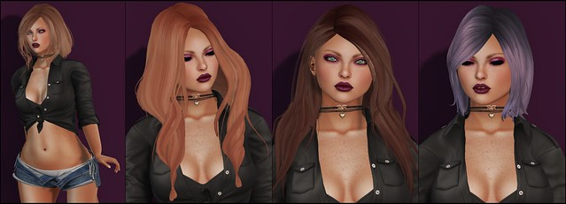 Hair Fair 2015 | Blueberry