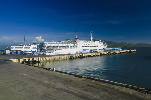 public ferry del port crossing philippines transportation norte mindanao occidental ozamis misamis lanao kolambugan