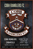 Cobh Ramblers v Cabinteely FC by Kobe Designs