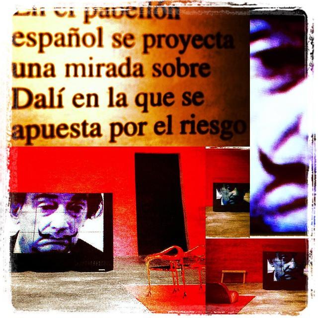 #Dalí #ampurdanés #bienaldevenecia #escenigrafíadaliniana #quédiseñenellos