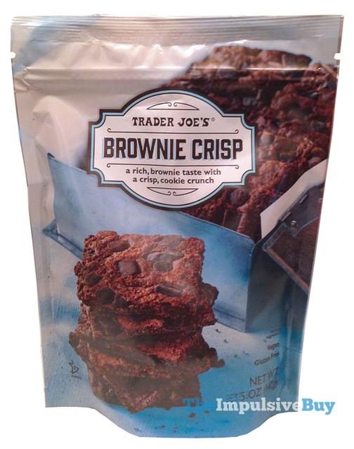 Trader Joe's Brownie Crisp