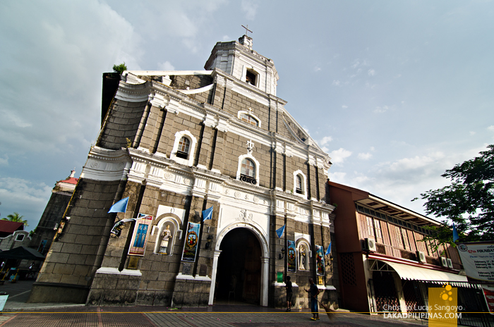 Gapan Virgen La Divina Pastora Church