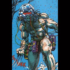 #Wolverine by Barry Windsor Smith. #comics