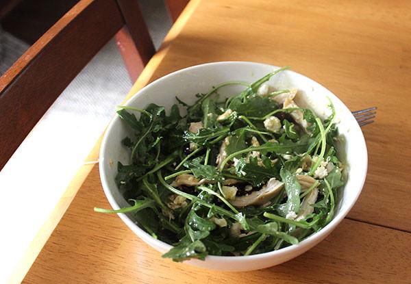 vinaigrette-salad
