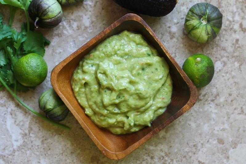 Salsa Verde Cremosa #1 (H)