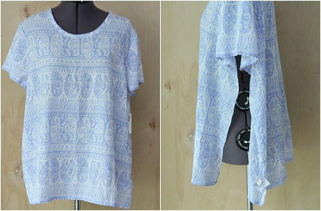 how to refashion a sleeveless dress tutorial