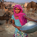 Muskan. Pushkar, India by Marji Lang Photography