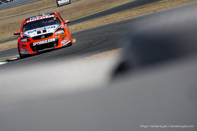 V8 Supercars - Coates Hire Ipswich SuperSprint 2015