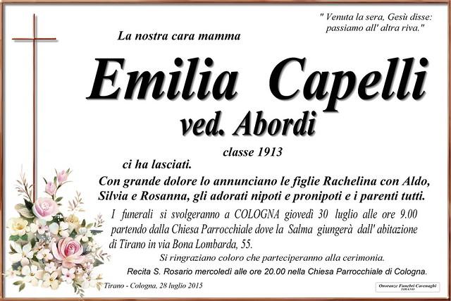 Capelli Emilia